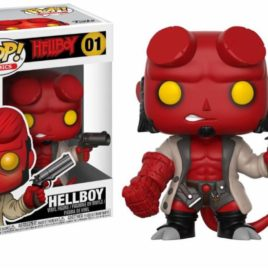 FUNKO POP HELLBOY WITH JACKET