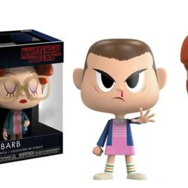 FUNKO VYNL STRANGER THINGS ELEVEN & BARB