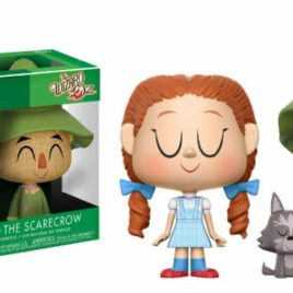 FUNKO VYNL WIZARD OF OZ DOROTHY W/ TOTTO & THE SCARECROW