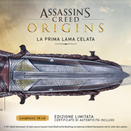 ASSASSIN'S CREED ORIGINS HIDDEN BLADE