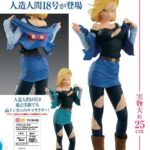 statue android 18