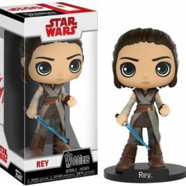 FUNKO WACKY WOBBLER STAR WARS THE LAST JEDI REY