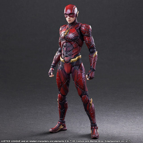 action figures the flash