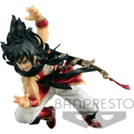 DRAGONBALL SCULTURES YAMCHA RED HOT COLOR VER.