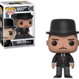 FUNKO POP 007 GOLDFINGER ODDJOB