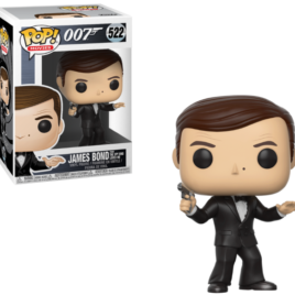 FUNKO POP 007 JAMES BOND ROGER MOORE