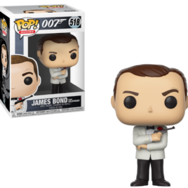 FUNKO POP 007 JAMES BOND SEAN CONNERY