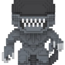 FUNKO POP 8-BIT HORROR ALIEN