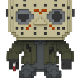 FUNKO POP 8-BIT HORROR JASON VOORHEES
