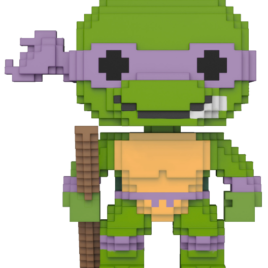 FUNKO POP 8-BIT TEENAGE MUTANT NINJA TURTLES DONATELLO