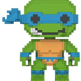 FUNKO POP 8-BIT TEENAGE MUTANT NINJA TURTLES LEONARDO