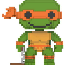 FUNKO POP 8-BIT TEENAGE MUTANT NINJA TURTLES MICHELANGELO