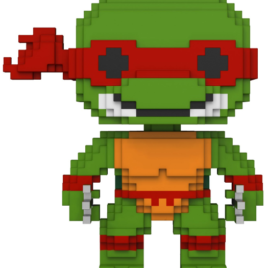 FUNKO POP 8-BIT TEENAGE MUTANT NINJA TURTLES RAPHAEL