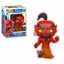 FUNKO POP ALADDIN RED JAFAR CHASE