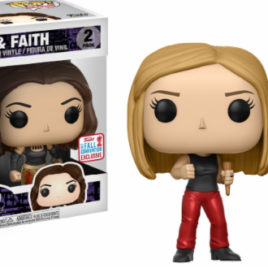 FUNKO POP NYCC 2017 BTVS BUFFY 25TH ANNIVERSARY BUFFY