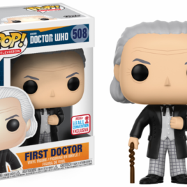 FUNKO POP NYCC 2017 DOCTOR WHO 1ST DOCTOR