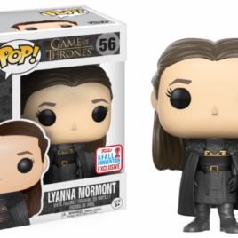 FUNKO POP NYCC 2017 GAME OF THRONES LYANNA MORMONT