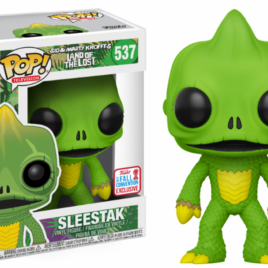 FUNKO POP NYCC 2017 LAND OF THE LOST SLEESTAK