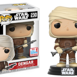 FUNKO POP NYCC 2017 STAR WARS DENGAR