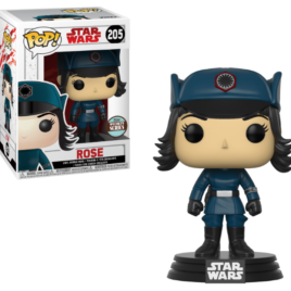 FUNKO POP  STAR WARS EPISODE 8 ROSE IN DISGUISE