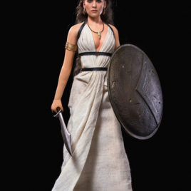300 QUEEN GORGO 1/6 FIGURE