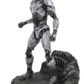 JL MOVIE GALLERY CYBORG PVC FIG