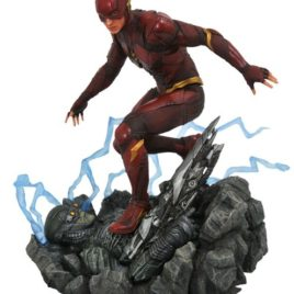 JL MOVIE GALLERY FLASH PVC FIG