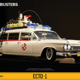 GHOSTBUSTERS 1984 ECTO 1 REPLICA
