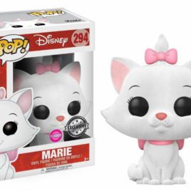 FUNKO POP ARISTOCATS MARIE FLOCKED