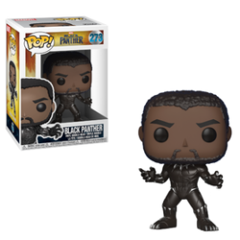 FUNKO POP BLACK PANTHER BLACK PANTHER