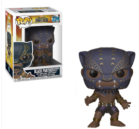 FUNKO POP BLACK PANTHER BLACK PANTHER WATERFALL