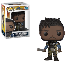 FUNKO POP BLACK PANTHER KILLMONGER