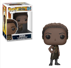 FUNKO POP BLACK PANTHER NAKIA