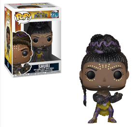 FUNKO POP BLACK PANTHER SHURI