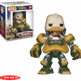 FUNKO POP CONTEST OF CHAMPIONS HOWARD THE DUCK