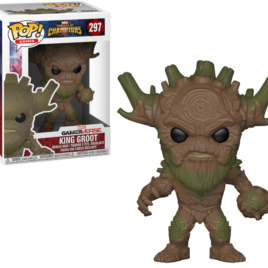 FUNKO POP CONTEST OF CHAMPIONS KING GROOT