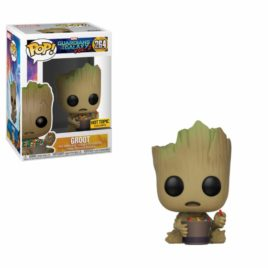 FUNKO POP GROOT WITH CANDY BOWL