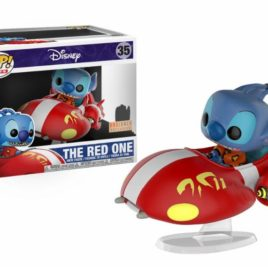 FUNKO POP RIDES DISNEY LILO & STITCH THE RED ONE LIMITED