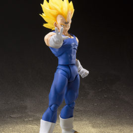 DRAGON BALL Z MAJIN VEGETA FIGUARTS