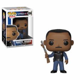 FUNKO POP BRIGHT DARYL WARD