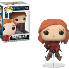 FUNKO POP HARRY POTTER GINNY ON BROOM