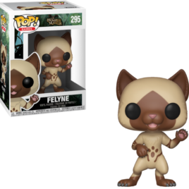 FUNKO POP MONSTER HUNTERS FELYNE