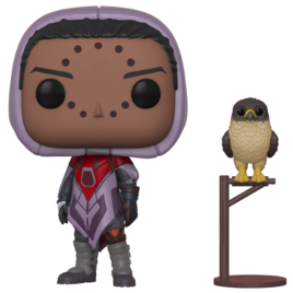 FUNKO POP DESTINY S2 HOWTHORNE WITH HAWK