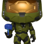 funko pop master chief with cortana