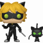funko pop cat noir