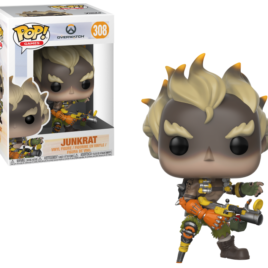 FUNKO POP OVERWATCH S3 JUNKRAT