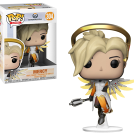 FUNKO POP OVERWATCH S3 MERCY