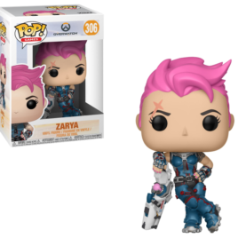 FUNKO POP OVERWATCH S3 ZARYA