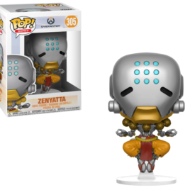FUNKO POP OVERWATCH S3 ZENYATTA