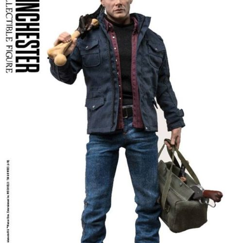 action figurs dean winchester